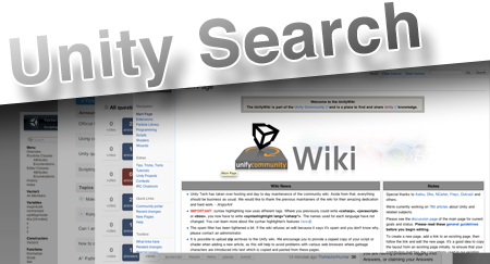 UnitySearch